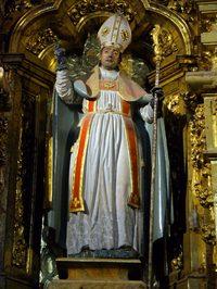 Retrato de San Blas