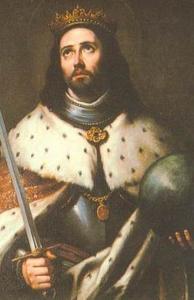 Picture of Saint Ferdinand III