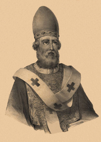 Picture of Saint Damasus I Pope