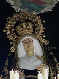 Picture of Our Lady of Sorrows