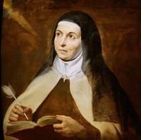 Retrato de Santa Teresa de Ávila