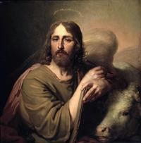 Retrato de San Lucas Evangelista