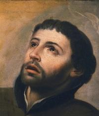 Retrato de San Francisco Javier