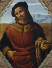 Picture of Saint Damian