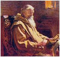 Picture of Saint Bede the Venerable
