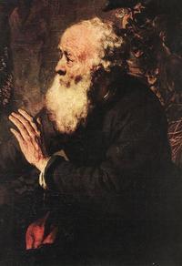 Retrato de San Eliseo