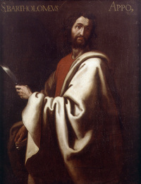 Picture of Saint Bartolomé apóstol