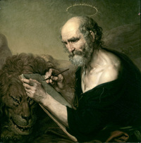 Picture of Saint Mark Evangelist
