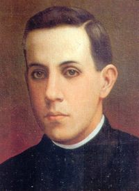 Picture of Blessed Miguel Pro