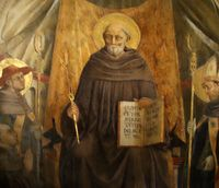 Picture of Saint John Gualbert