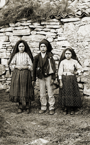Picture of Blessed Jacinta Marto