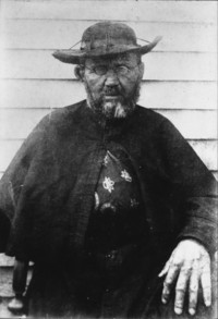 Picture of Saint Damien of Molokai