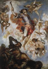 Retrato de San Hermenegildo