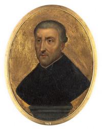 Retrato de San Pedro Canisio