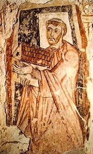 Picture of Saint Benet Biscop