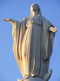 Picture of Holy Name of Mary