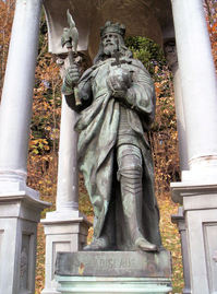Picture of Saint Ladislaus of Hungary