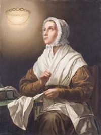 Retrato de Beata Ana María Taigi