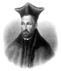 Retrato de San Pedro Fabro