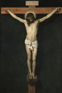 Retrato de Exaltación de la Santa Cruz
