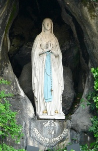 Picture of Our Lady of Lourdes
