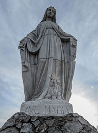 Retrato de Nuestra Señora de las Nieves