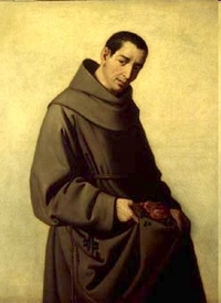 Picture of Saint Didacus of Alcala