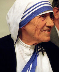 Picture of Blessed Mother Teresa of Calcutta