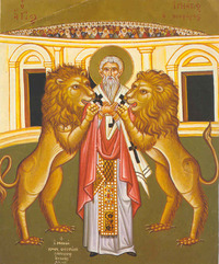 Picture of Saint Ignatius of Antioch