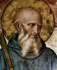 Picture of Saint Benedict of Nursia