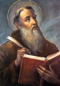 Retrato de San Lorenzo de Brindisi