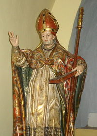 Picture of Saint Toribio de Mogrovejo