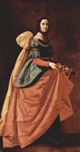 Retrato de Santa Casilda de Toledo