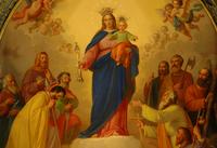 Retrato de María Auxiliadora